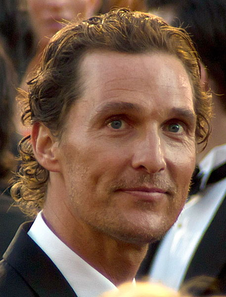 Bet on McConaughey to be Texas Governor