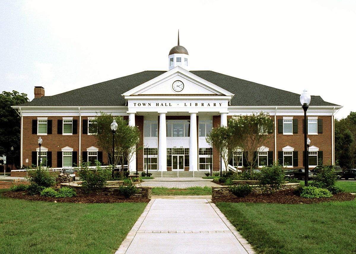 City Hall Of Charlotte Nc
