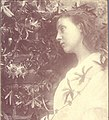 Maud - the Passion flower at the Gate, by Julia Margaret Cameron, M197600240013.jpg