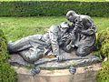 Mausoleul Eroilor (1916 - 1919) - bronz.JPG