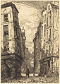 Maxime Lalanne, Rue des Marmousets, 1862 - National Gallery of Art.jpg