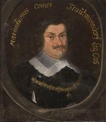 Maximilian von Trauttmansdorff und Weinsberg, 1584-1650