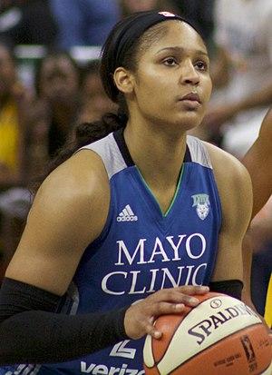 Maya Moore - Moore in 2016