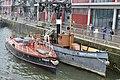 Mayflower and Pyronaut on Bristol Docks (36881944684).jpg