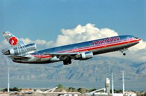 McDonnell Douglas DC-10 - A Hawaiian Airlines DC-10-10