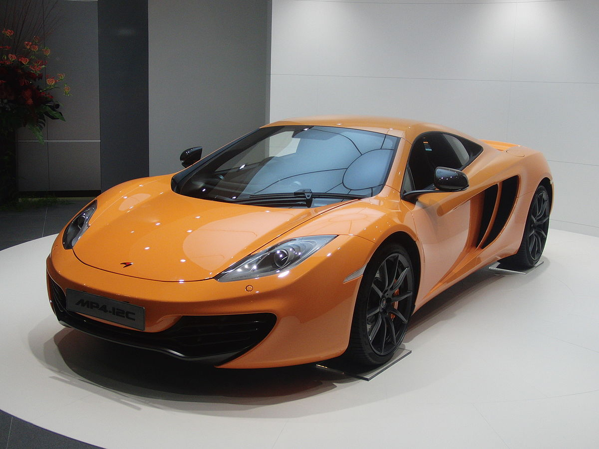 Mclaren Mp4 12c Wikipedia Wolna Encyklopedia