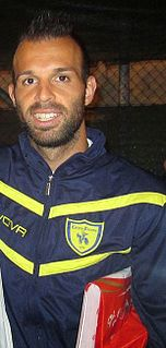 Riccardo Meggiorini Italian footballer