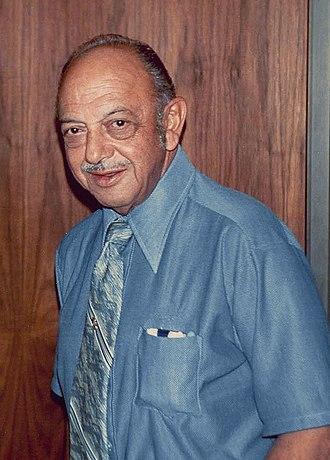 Mel Blanc - Blanc in 1976