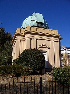 Melton Memorial Observatory - Image: Melton Memorial Observatory