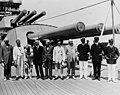 Members of President W. Wilson's cabinet who went out on the USS Pennsylvania - NH 17.jpeg
