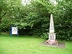 Memorials to Spanhoe Airfield and its flyers - geograph.org.uk - 3083555.jpg