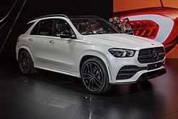 Mercedes-Benz GLE 350 AMG Line