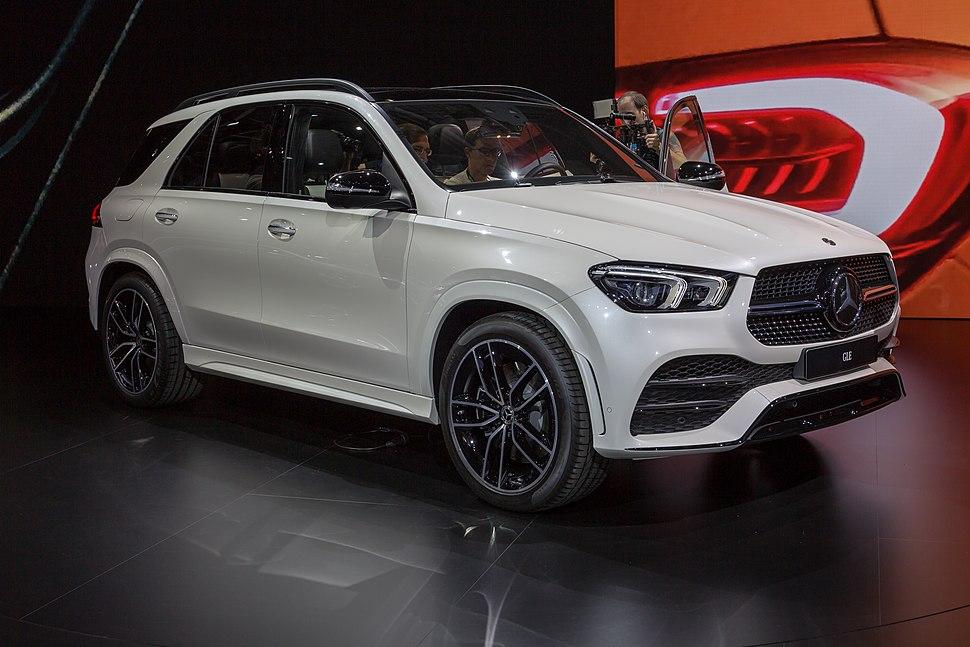 Mercedes-Benz, Paris Motor Show 2018, Paris (1Y7A1352)