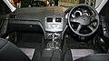 Mercedes-Benz C200 CGI BlueEFFICIENCY Station Wagon interior.jpg