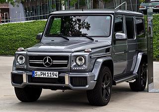 Mercedes Benz Gelenvagen Kaina