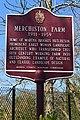 Merchiston Farm, Chester Township, NJ - information sign.jpg