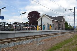 station Arkel in 2012