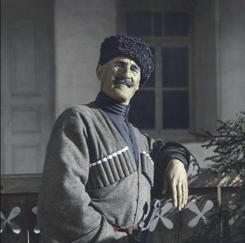 Mestia, Svaneti. October 30, 1929