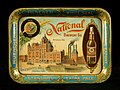 Metal Tray Showing the National Brewery Complex.jpg