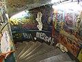 Metro Abesses stairs.JPG