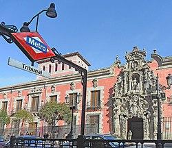 Tribunal (métro de Madrid)