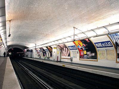 Mairie des Lilas (metropolitana di Parigi)