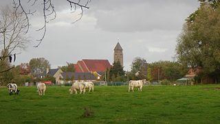 Meulebeke Municipality in Flemish Community, Belgium