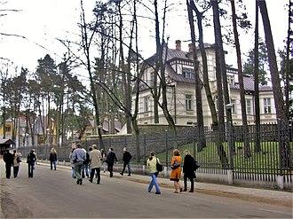 Mežaparks - Image: Mezaparks