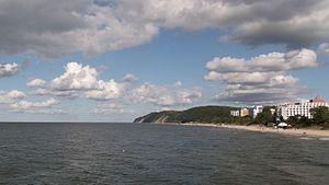 Międzyzdroje - Beach in Międzyzdroje