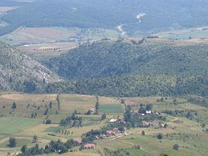 Miševići (Nova Varoš) - Image: Miševići