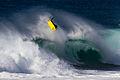 Michael Novy doing an air reverse 360 at Backdoor on the island of Oahu, Hawaii..jpg