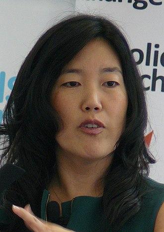 Michelle Rhee - Image: Michelle Rhee, 2012 (cropped)