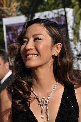 Michelle Yeoh in Cannes (2009)