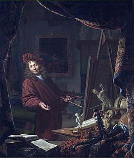 image of Michiel van Musscher from wikipedia