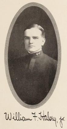 William Frederick Halsey, Jr  - Wikiquote