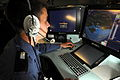 Midshipman in the Operations Room of HMS Defender MOD 45155869.jpg