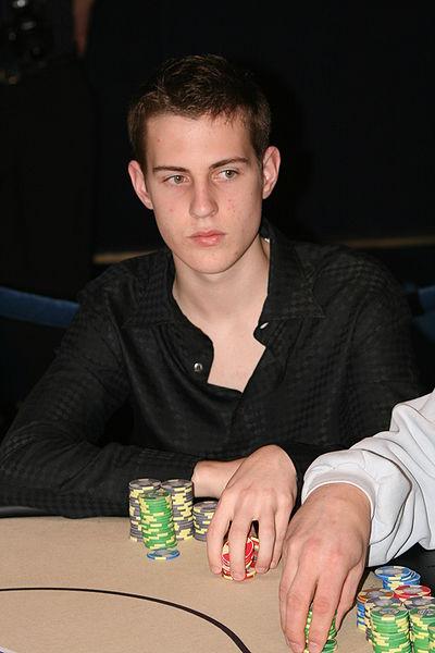 Michael mcdonald poker player blackjack players card