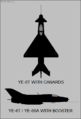 Mikoyan-Gurevich Ye-6T and Ye-66A silhouettes.png