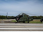 Mil Mi-17-1V, Polish Army, 6107, Belgian Air Force Days 2018.jpg