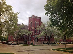 North Central College - Meiley Swallow Hall