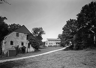 Mill Tract Farm United States historic place