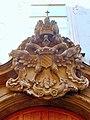 Millesimovský palác - erb 01.JPG