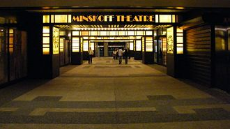 Minskoff Theatre - Minskoff Entrance