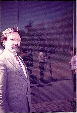 Mirko vidovic vietnam memorial washington.jpg