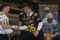 Mitch Mustain & Tim Tebow at All-American Bowl OCPA-2006-01-05-105612.jpg