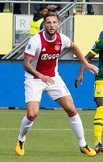Mitchell Dijks Dutch footballer