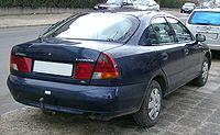 Mitsubishi Carisma rear 20080111.jpg