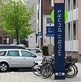Mobil.punkt in Bremen; Car-Sharing und Fahrradstellplatz.jpg