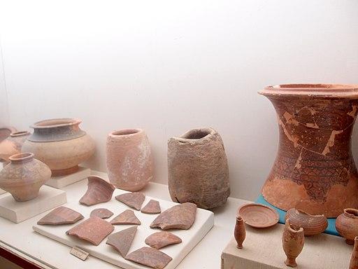 Mohenjo-daro museum relics12
