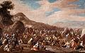 Moisés hace brotar el agua de la roca (Museo Ibercaja Camón Aznar).jpg